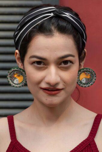 Madhubani Jewellery