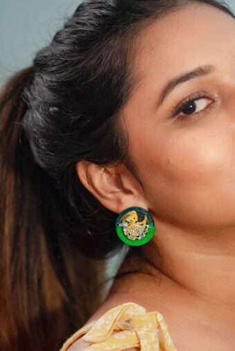 madhubani earrings